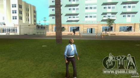 Change Player skin for GTA Vice City third screenshot