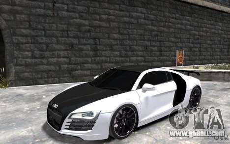 Audi R8 2008 Beta for GTA 4