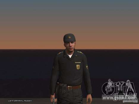 Sergeant PPP for GTA San Andreas