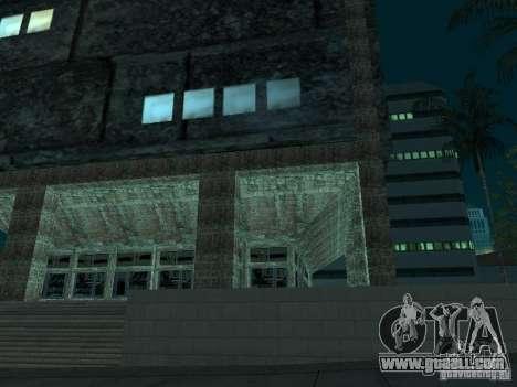 New textures skyscrapers LS for GTA San Andreas twelth screenshot