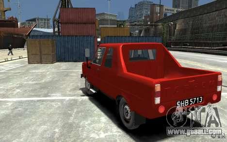 FSR Tarpan 237D for GTA 4 back left view