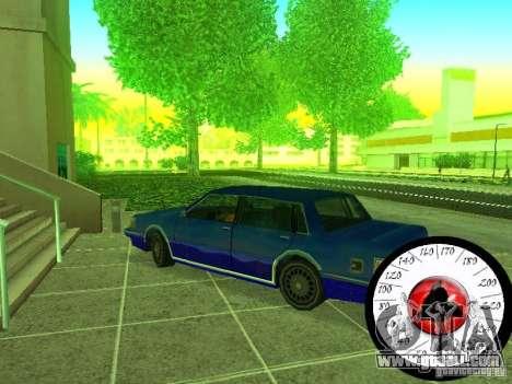 New Cpidometr for GTA San Andreas forth screenshot