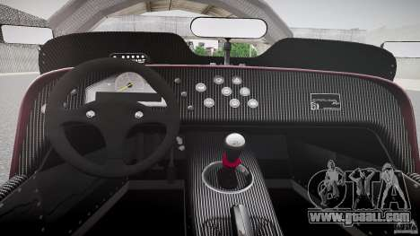 Caterham Superlight R500 [BETA] for GTA 4 back view