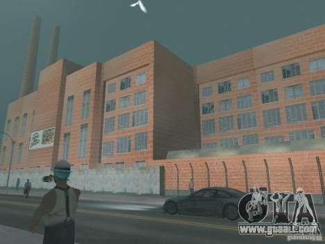 Pringles Factory for GTA San Andreas third screenshot