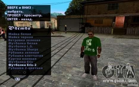 New CJ for GTA San Andreas seventh screenshot