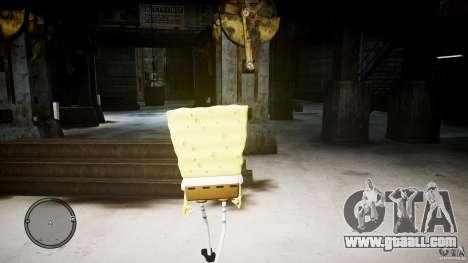 Spongebob for GTA 4 forth screenshot