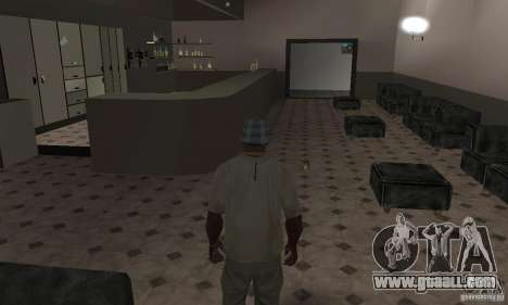 New Interiors - Mod for GTA San Andreas