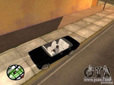 Vaz 2105 Gig v1.3 for GTA San Andreas left view