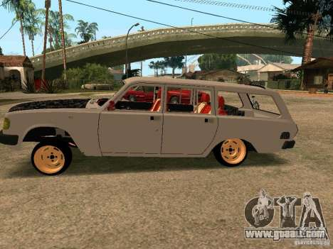GAZ Volga 310221 for GTA San Andreas left view