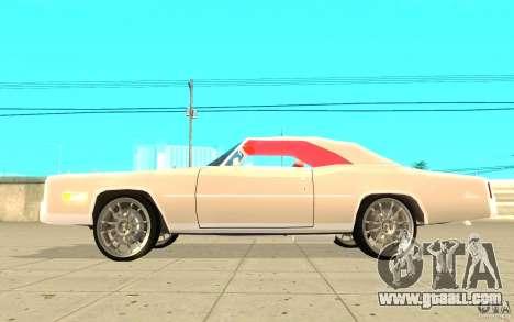 Rim Repack v1 for GTA San Andreas tenth screenshot