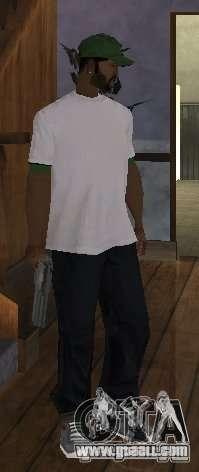 New skins Grove Street for GTA San Andreas sixth screenshot