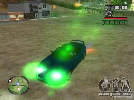Xenon v3.0 for GTA San Andreas third screenshot