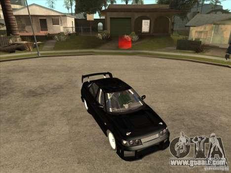 LADA 21103 Street Tuning v1.0 for GTA San Andreas right view