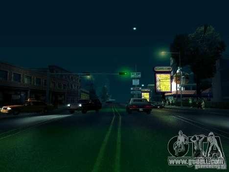 ENBSeries v1 for GTA San Andreas ninth screenshot