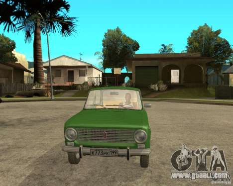 "VAZ 2101 ' Kopeika "" for GTA San Andreas"