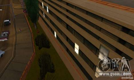 The new hospital in HP for GTA San Andreas forth screenshot