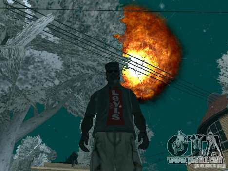 Salut v1 for GTA San Andreas second screenshot