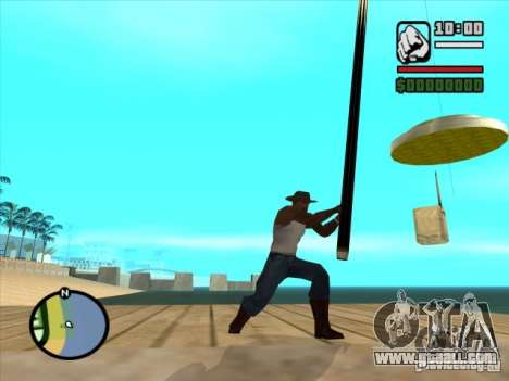 Fishing for GTA San Andreas second screenshot
