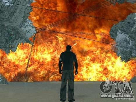 Salut v1 for GTA San Andreas seventh screenshot