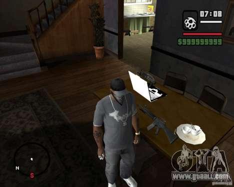 From Left 4 Dead beta v0.2 for GTA San Andreas second screenshot