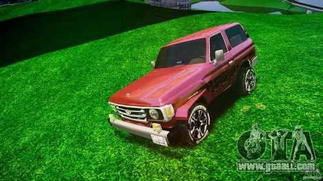 Toyota Land Cruiser 4.5 V2 for GTA 4