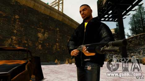 Marshall of Crysis 2 for GTA 4 seventh screenshot