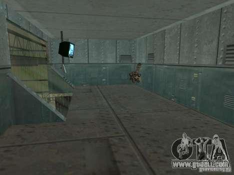 Open area 69 for GTA San Andreas ninth screenshot