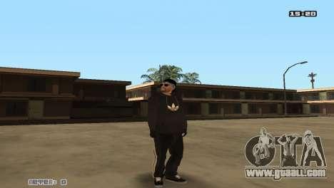 Los Santos Vagos for GTA San Andreas