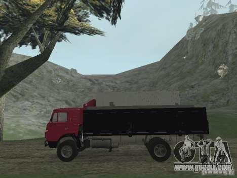 KAMAZ 5325 for GTA San Andreas right view