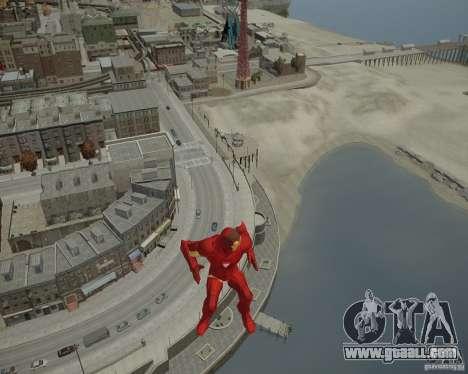 Iron Man Mk3 Suit for GTA 4 eighth screenshot