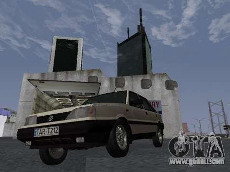 FSO Polonez Atu 1.4 GLI 16v for GTA San Andreas inner view