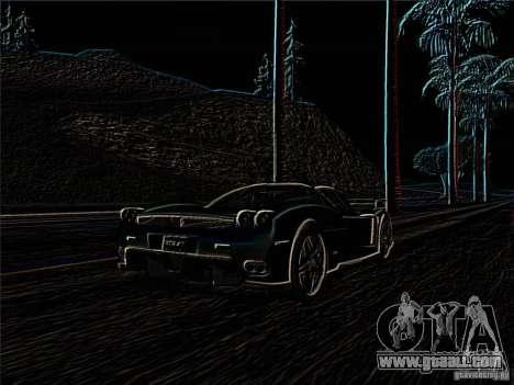NegOffset Effect for GTA San Andreas forth screenshot