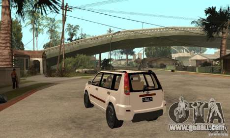 Nissan X-Trail for GTA San Andreas