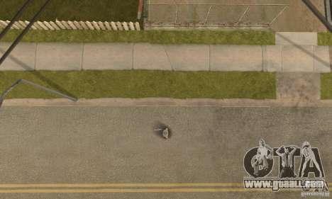 Camera GTA2 for GTA San Andreas third screenshot