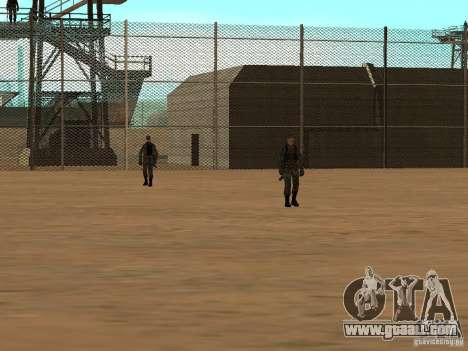 Lively area 69 for GTA San Andreas third screenshot