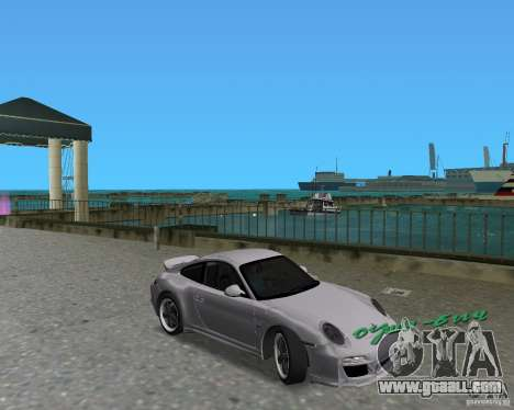 Porsche 911 Sport for GTA Vice City