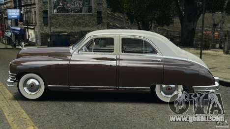 Packard Eight 1948 for GTA 4 back left view