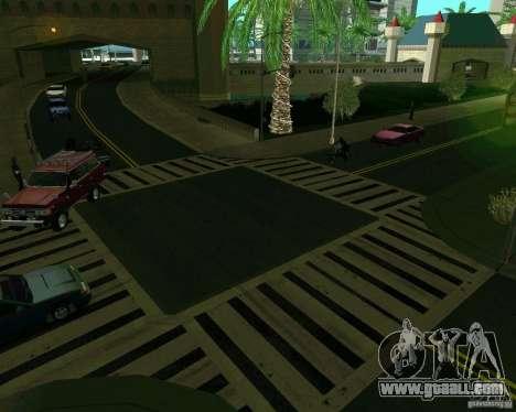 GTA 4 Road Las Venturas for GTA San Andreas sixth screenshot