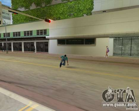 Animation of TLAD for GTA Vice City