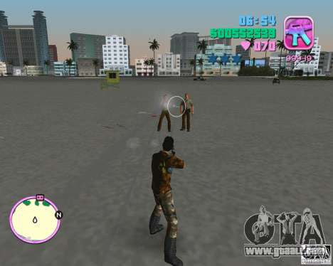 Stalker for GTA Vice City eighth screenshot