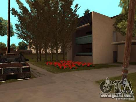 Grand Street for GTA San Andreas sixth screenshot