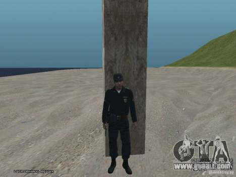 Sergeant PPP for GTA San Andreas second screenshot