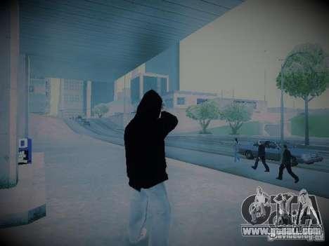 Valera MOD for GTA San Andreas fifth screenshot