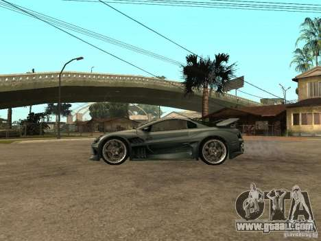 CyborX CD 10.0 XL GT v2.0 for GTA San Andreas left view