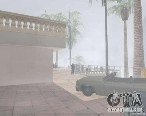 Madd Doggs party for GTA San Andreas sixth screenshot