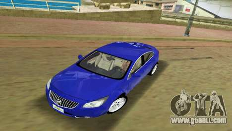 Buick Regal for GTA Vice City left view