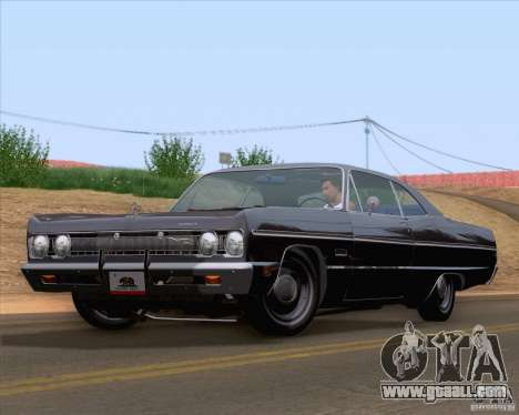 ENBSeries by ibilnaz v 3.0 for GTA San Andreas tenth screenshot