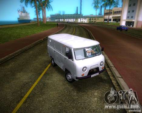 UAZ-3741 for GTA Vice City right view