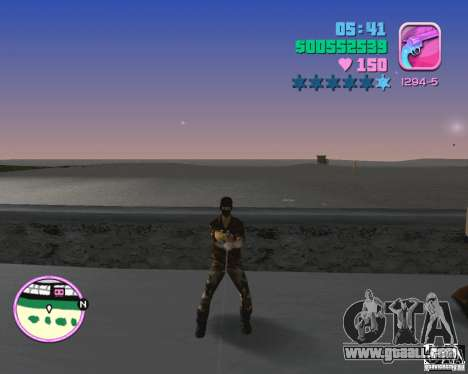 Stalker for GTA Vice City forth screenshot