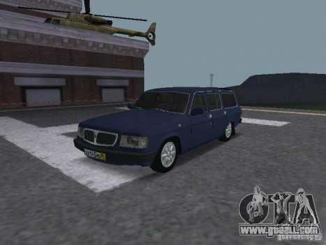 Gaz Volga 310221 for GTA San Andreas